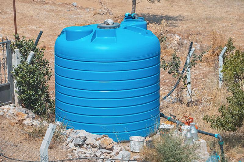 Storage and farm tank repairs